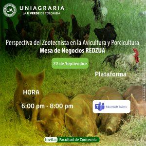 Perspectiva del Zootecnista en la Avicultura y Porcicultura