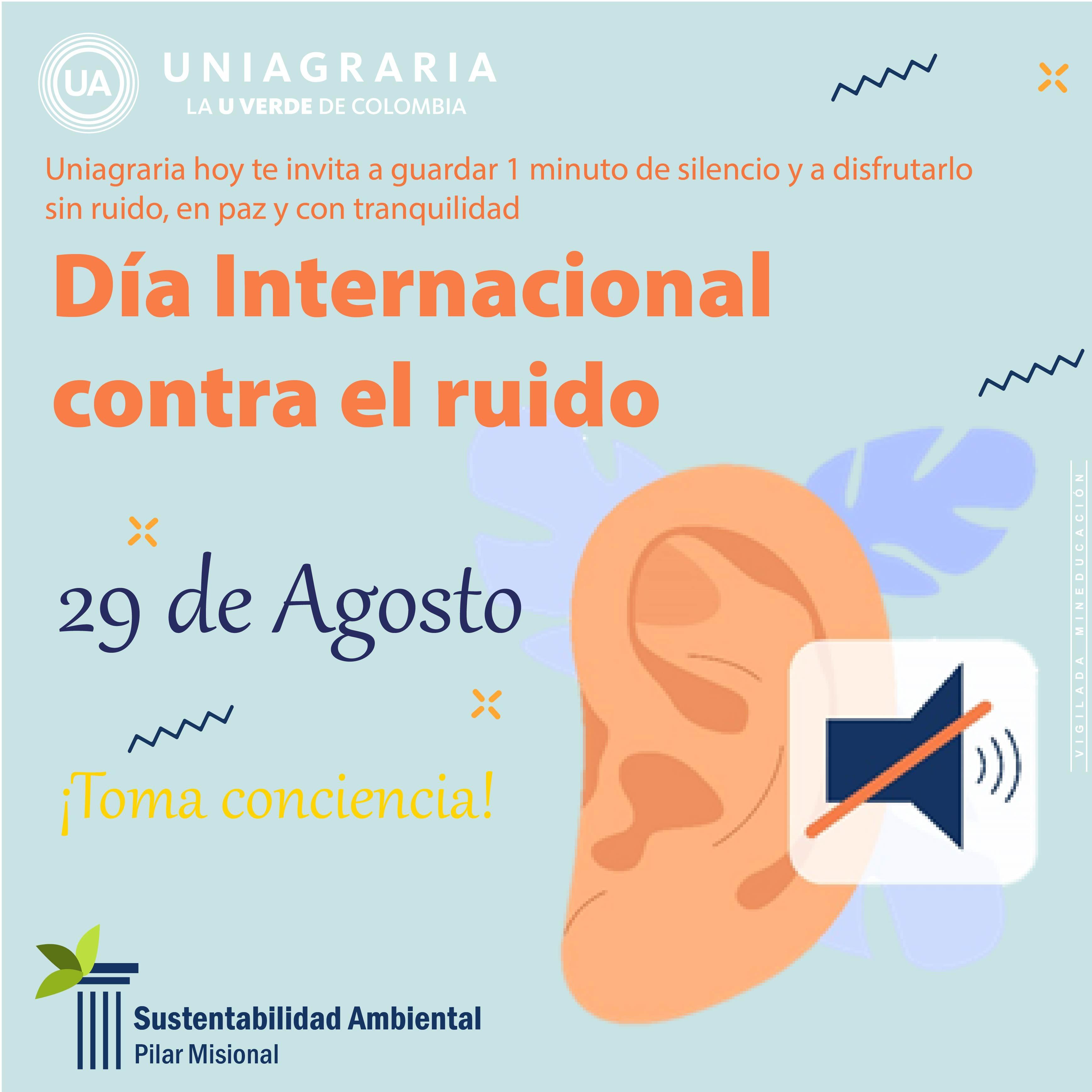 Día internacional contra el ruido