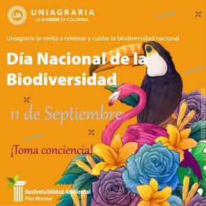 Día Nacional de la Biodiversidad
