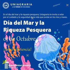 Día del Mar y la Riqueza Pesquera