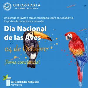 Día Nacional de las Aves