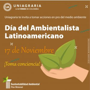 Día del Ambientalista Latinoamericano