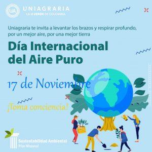 Día Internacional del Aire Puro