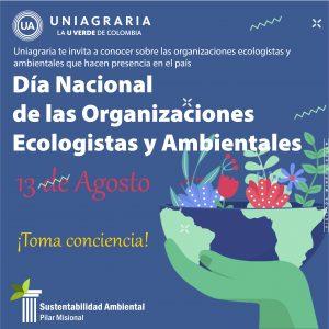 Día Nacional de las Organizaciones Ecologistas y Ambientales