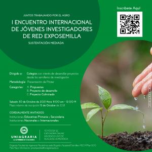 I Encuentro internacional de jóvenes investigadores de Red Exposemilla