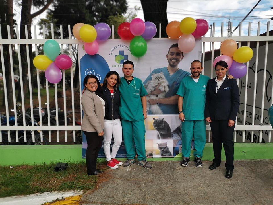 Celebramos junto a nuestros estudiantes el Día del Médico Veterinario